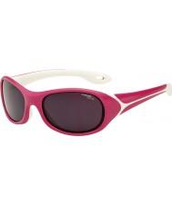 Cebe Flipper (idade 3-5) óculos de sol framboesa