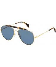 Tommy Hilfiger Th 1454-s 000 72 subiu óculos de sol de ouro