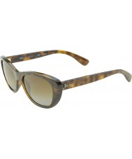 RayBan Rb4227 55 highstreet luz havana 710-T5 óculos polarizados