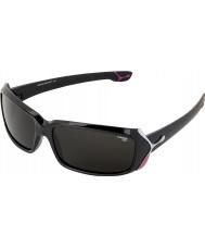 Cebe Batom (idade 9 plus) preto 2000 óculos de sol cinza brilhante