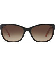 Emporio Armani Ladies ea4004 56 504613 óculos de sol