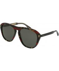 Gucci Mens gg0128s 003 óculos de sol