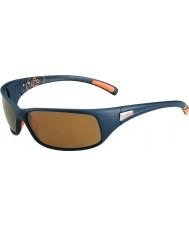 Bolle 12251 óculos de sol pretos recoil