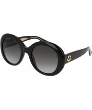 Gucci Senhoras gg0139s 001 óculos de sol