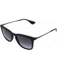 RayBan Rb4221 50 youngster óculos 622-8g preto