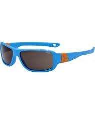Cebe Scrat (idade 7-10) Matt óculos de sol azul laranja