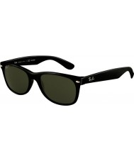 RayBan Rb2132 52 novas wayfarer preto 901-58 óculos polarizados