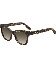 Kate Spade New York Senhoras Krissy-S Z61 óculos de sol ha havana