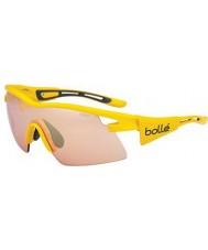 Bolle Vortex amarelo modulador TDF aumentou óculos arma