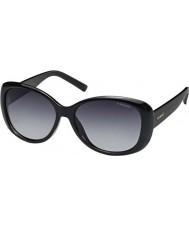 Polaroid brilhantes óculos polarizados preto D28 wj Pld4014-s