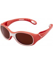 Cebe S-Kimo (idade 1-3) vermelhas 2000 óculos de sol melanina