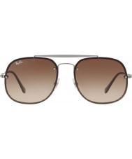 RayBan Blaze o general rb3583n 58 004 13 óculos de sol