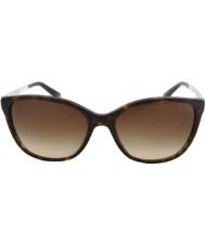 Emporio Armani Ea4025 55 modernos Dark Havana 502613 óculos de sol