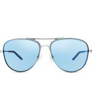 Revo windspeed Re1022 ii cromo - água azul óculos polarizados