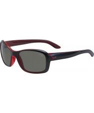 Cebe Idyll mate óculos de sol rosa de cristal preto