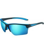 Bolle 12211 flash óculos de sol pretos