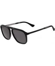Calvin Klein Collection Mens ck4317s óculos de sol pretos