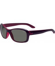 Cebe Idyll violeta óculos de sol rosa de cristal